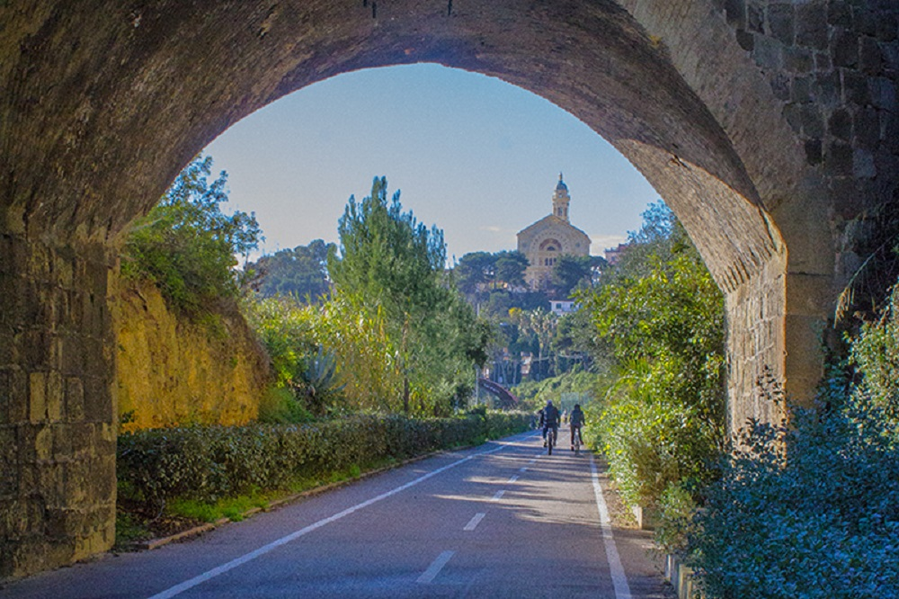 The Western Liguria cycle track