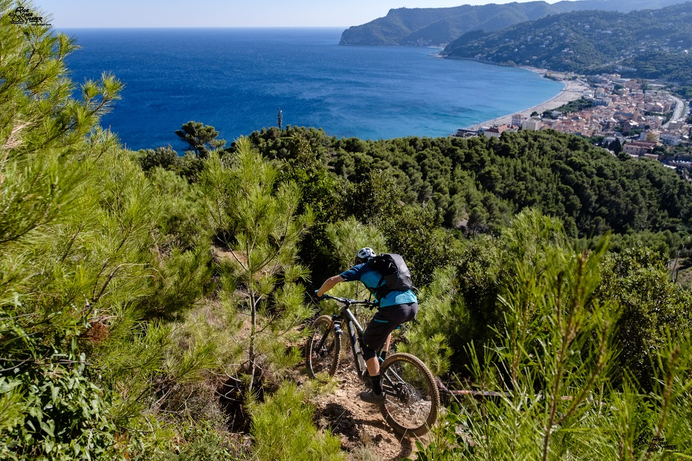 Mountain Bike Vista Mare