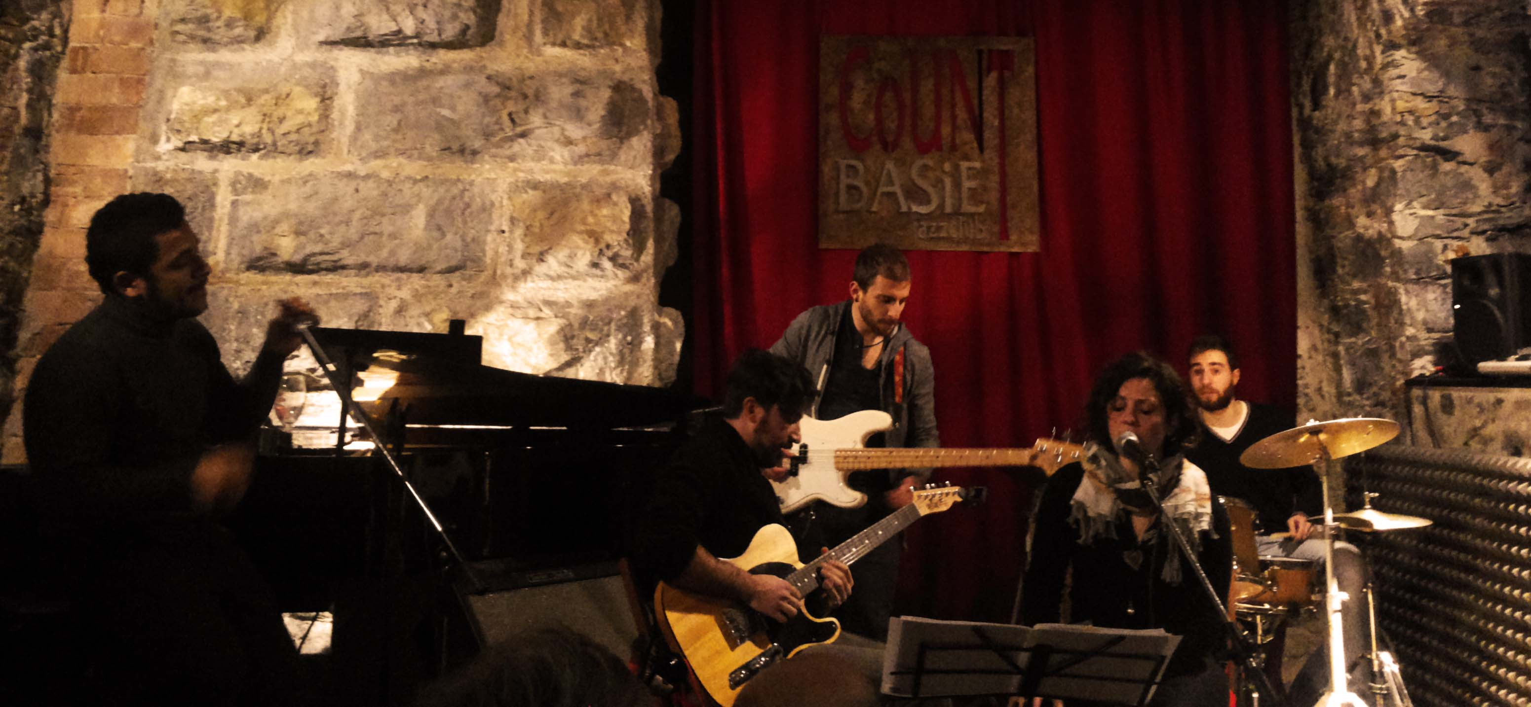 Concerti al Count Basie Jazz Club