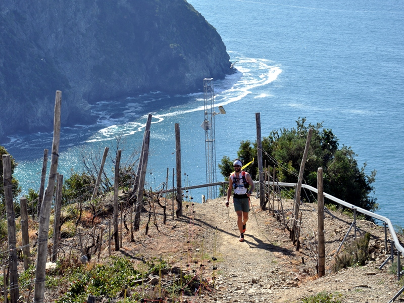 trekking routes in Liguria